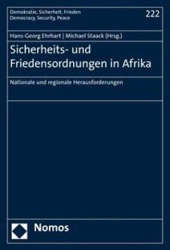 Sicherheits- und Friedensordnungen in Afrika