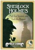 Spiele-Comic Krimi, Sherlock Holmes: Auf den Spuren von Jack the Ripper