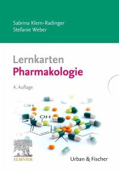 Lernkarten Pharmakologie - Klem-Radinger, Sabrina; Weber, Stefanie