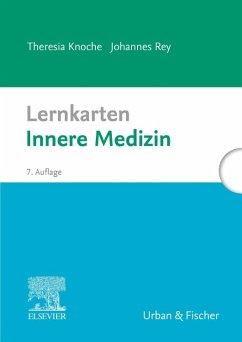 Lernkarten Innere Medizin - Knoche, Theresia; Rey, Johannes