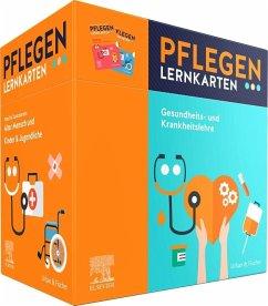 Pflegen Lernkarten Gesundheits- und Krankheitslehre
