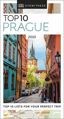 DK Eyewitness Top 10 Prague (eBook, PDF)