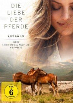 Die Liebe der Pferde DVD-Box - Diverse