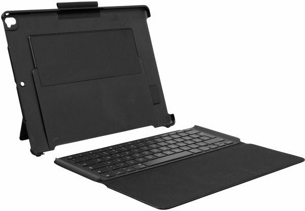 Logitech Slim Combo iPad Pro 12.9 Tastatur + Connector ...