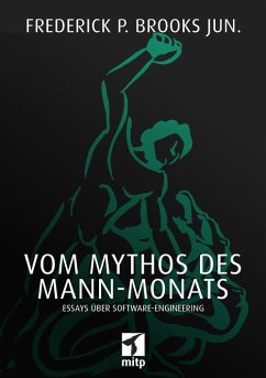 Vom Mythos des Mann-Monats (eBook, PDF) - Brooks, Frederick P.