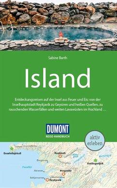 DuMont Reise-Handbuch Reiseführer Island (eBook, ePUB) - Barth, Sabine