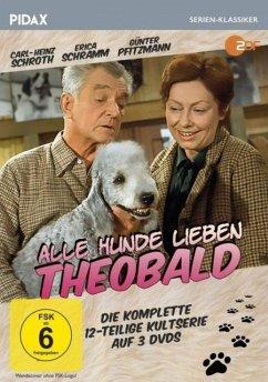 Alle Hunde lieben Theobald DVD-Box