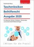 Taschenlexikon Beihilferecht Ausgabe 2020