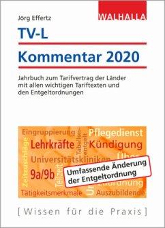 TV-L Kommentar 2020 - Effertz, Jörg