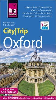 Reise Know-How CityTrip Oxford - Gawin, Izabella; Schulze, Dieter