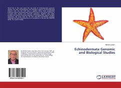 Echinodermata Genomic and Biological Studies