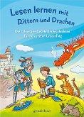 Lesen lernen mit Rittern und Drachen