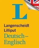 Langenscheidt Lilliput Deutsch-Englisch - im Mini-Format