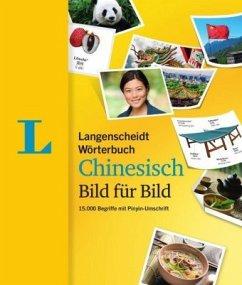 Langenscheidt Wörterbuch Chinesisch Bild für Bild - Bildwörterbuch