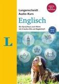 Langenscheidt Audio-Kurs Englisch - Audio-CDs mit Begleitheft
