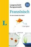 Langenscheidt Kurzgrammatik Französisch - Buch mit Download