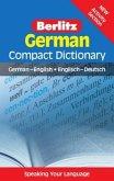 Berlitz Compact Dictionary German