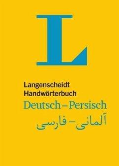Langenscheidt Handwörterbuch Deutsch-Persisch - für persische Muttersprachler
