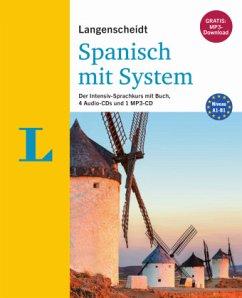 Langenscheidt Spanisch mit System - Sprachkurs für Anfänger und Fortgeschrittene - Graf-Riemann, Elisabeth; López, Palmira