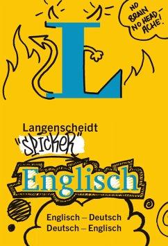 Langenscheidt Spicker Englisch