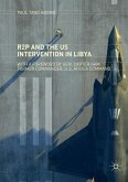 R2P and the US Intervention in Libya