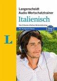 Langenscheidt Audio-Wortschatztrainer Italienisch für Fortgeschrittene, 1 MP3-CD