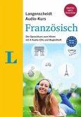 Langenscheidt Audio-Kurs Französisch - Audio-CDs mit Begleitheft