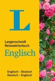 Langenscheidt Reisewörterbuch Englisch - klein und handlich