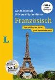 """Langenscheidt Universal-Sprachführer Französisch - Buch inklusive E-Book zum Thema """"Essen & Trinken"""""""
