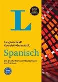 Langenscheidt Komplett-Grammatik Spanisch - Buch mit Übungen zum Download