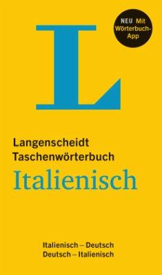 Langenscheidt Taschenwörterbuch Italienisch - Buch und App