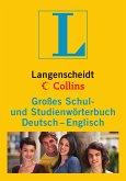 Langenscheidt Collins Großes Schul- und Studienwörterbuch Englisch