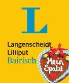 Langenscheidt Lilliput Bairisch - im Mini-Format