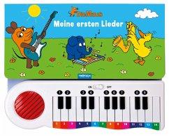 Trötsch Die Maus Klavierbuch Meine ersten Lieder