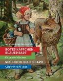Rotes Käppchen - Blauer Bart