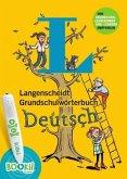 Langenscheidt Grundschulwörterbuch Deutsch - Buch mit BOOKii-Hörstift-Funktion