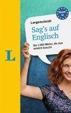 Langenscheidt Sag's auf Englisch