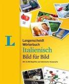 Langenscheidt Wörterbuch Italienisch Bild für Bild - Bildwörterbuch