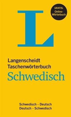 Langenscheidt Taschenwörterbuch Schwedisch - Buch mit Online-Anbindung