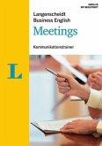 Langenscheidt Business English Meetings, Audio-CD + Begleitheft