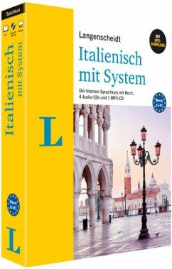 Langenscheidt Italienisch mit System - Sprachkurs für Anfänger und Fortgeschrittene - Costantino, Roberta; Söllner, Maria Anna