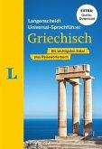 Langenscheidt Universal-Sprachführer Griechisch - Buch inklusive E-Book zum Thema