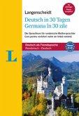 Langenscheidt Deutsch in 30 Tagen - Sprachkurs mit Buch und Audio-CDs