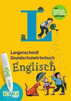 Langenscheidt Grundschulwörterbuch Englisch - Buch mit BOOKii-Hörstift-Funktion - Hoppenstedt, Gila; Richardson, Karen