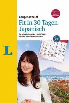 Langenscheidt Fit in 30 Tagen Japanisch, m. 2 Audio-CDs + MD3-CD - Ebi, Martina; Kato, Yumiko