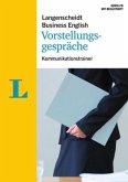 Langenscheidt Business English Vorstellungsgespräche, Audio-CD + Begleitheft
