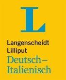 Langenscheidt Lilliput Deutsch-Italienisch - im Mini-Format