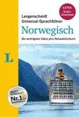 """Langenscheidt Universal-Sprachführer Norwegisch - Buch inklusive E-Book zum Thema """"Essen & Trinken"""""""