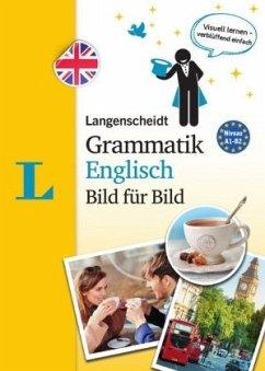 Langenscheidt Grammatik Englisch Bild für Bild - Die visuelle Grammatik für den leichten Einstieg - Walther, Lutz