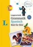 Langenscheidt Grammatik Spanisch Bild für Bild - Die visuelle Grammatik für den leichten Einstieg